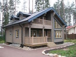 Особенности строительства финских домов