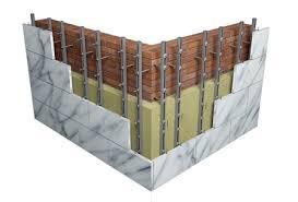Назначение вентилируемых фасадов