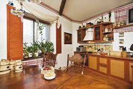 Мебель для кухни в украинском стиле
