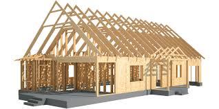 Каркасные дома: особенности и достоинства