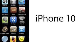 Технические характеристики телефона iPhone 10
