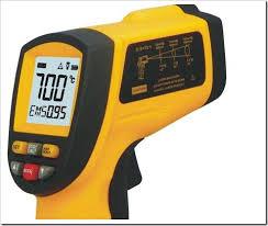 Измерение при помощи инструмента