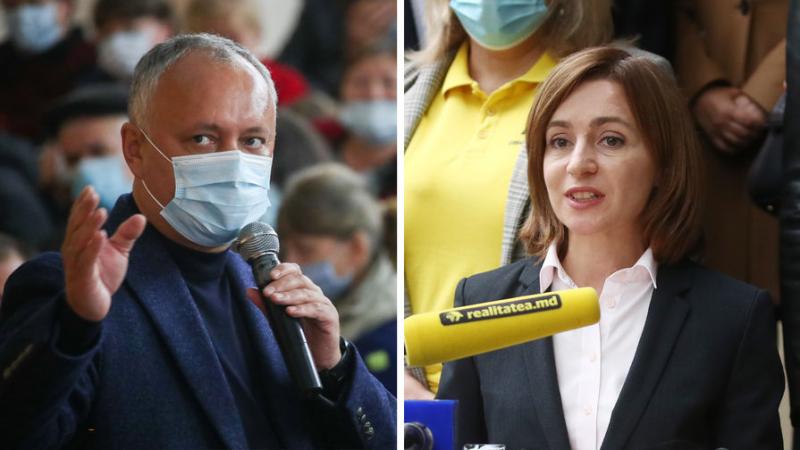 Между Сингапуром и Румынией: молдаване выбирают президента