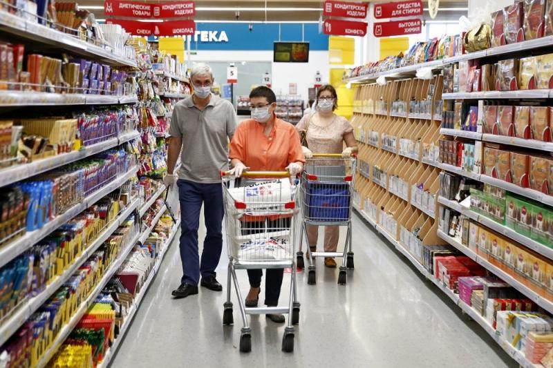 Минсельхоз обещает сохранить стабильные цены на продукты питания