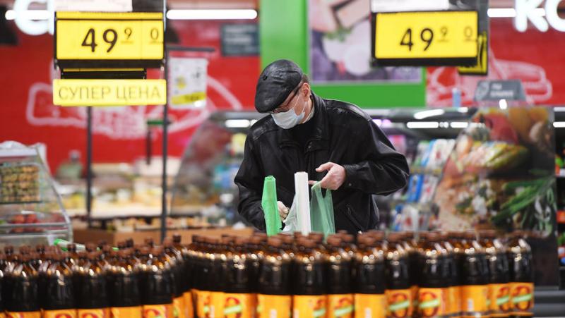 Новый тренд: цены на продукты растут, а на услуги — снижаются
