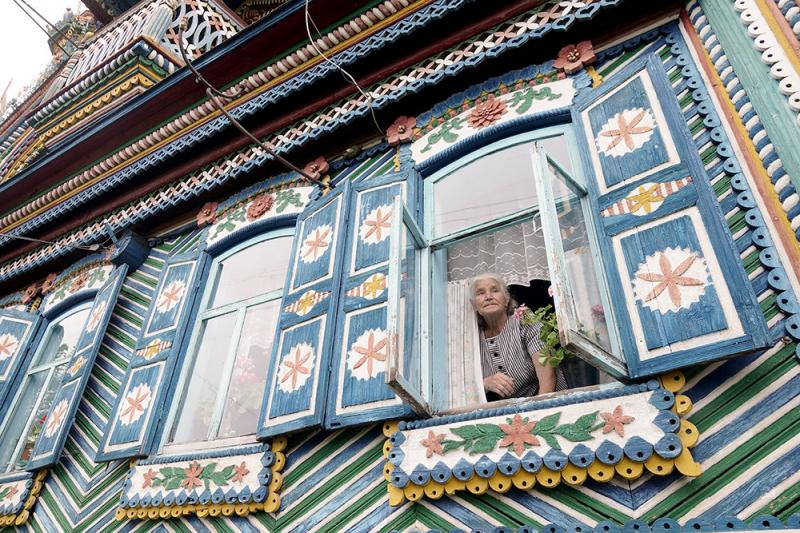 Самые красивые деревни России включат в турмаршруты