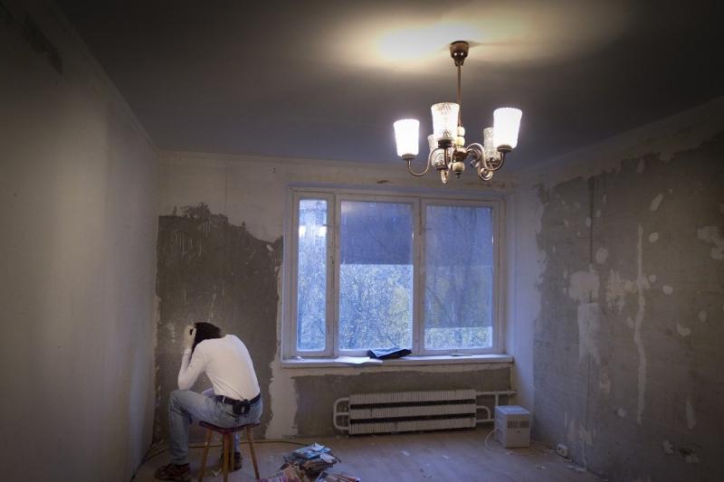 Ремонт в квартирах, купленных «в бетоне», могут приравнять к перепланировке