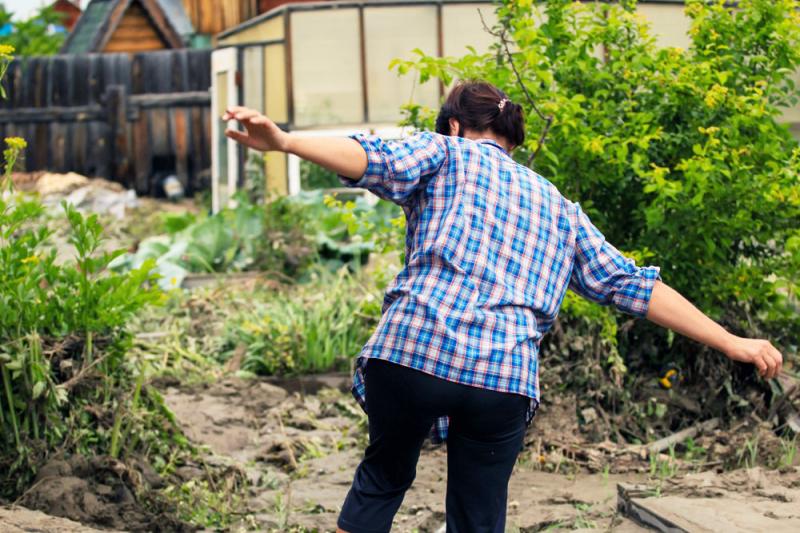 Кто отвечает за состояние дорог в садовых товариществах