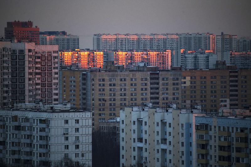 Минстрой решил, какие дома могут войти в территории комплексного развития