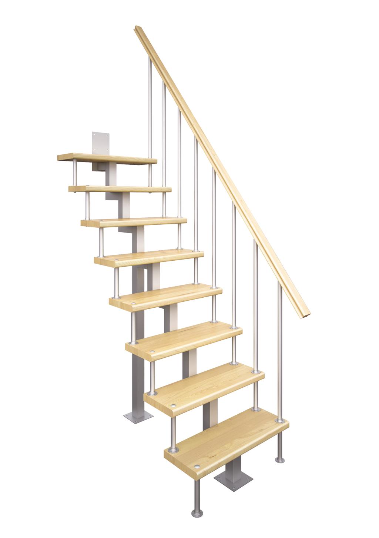 Особенности модульных лестнц