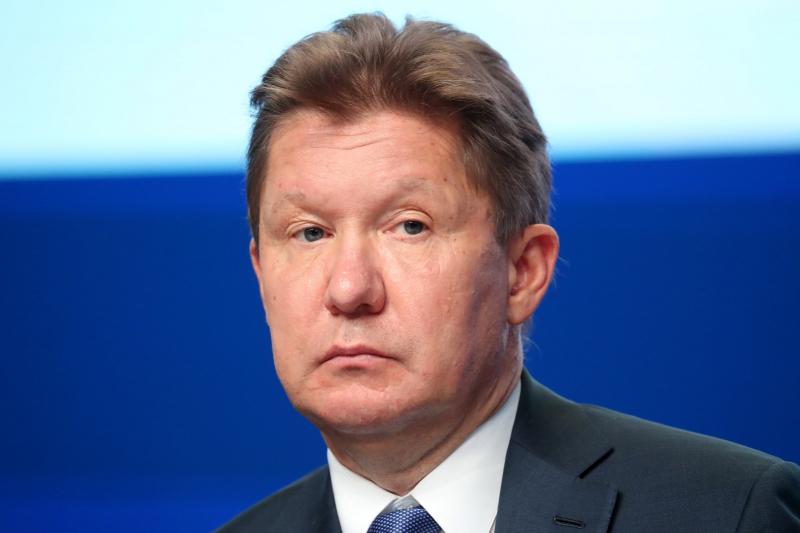 Миллер опроверг сообщения о запуске «Северного потока-2» с 1 октября