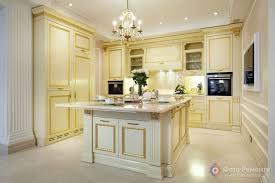 Классический стиль в интерьере кухни