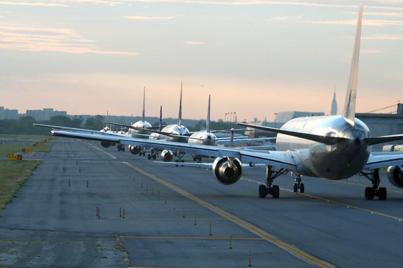 Росавиация выдала допуски почти по 170 зарубежным авиамаршрутам