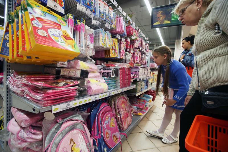 Эксперт рассказал, в каких регионах дороже собрать ребенка в школу