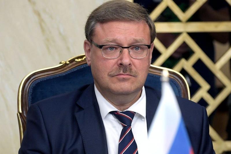 Косачев оценил заявление президента Финляндии о диалоге с Россией
